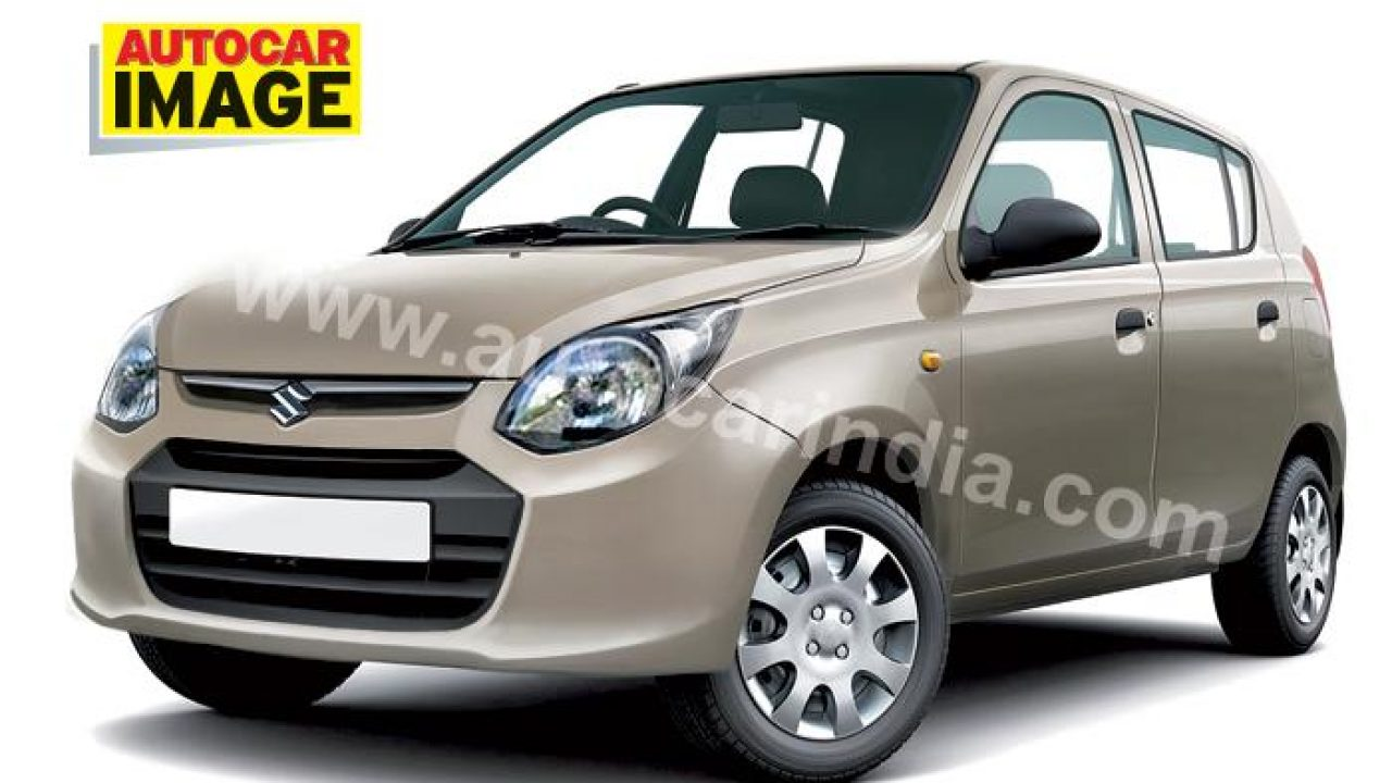 More Information on Maruti Alto 800, Expected to Cost 2 Lac