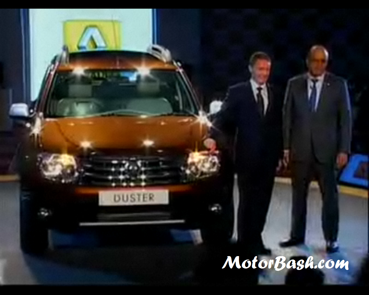 Renault Duster Launch