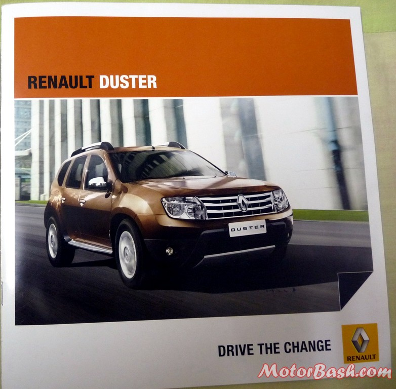 renault duster all the details questions on road prices. Black Bedroom Furniture Sets. Home Design Ideas