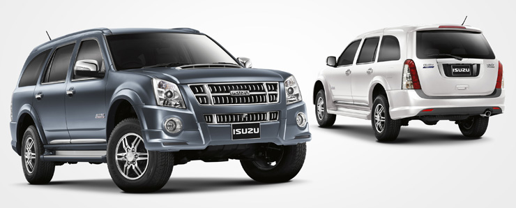Isuzu Gets Aggressive; Launches Locally Assembled MU-7 SUV in India at