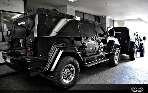 Have You Seen Massive Suv Conquest Evade Launched In
