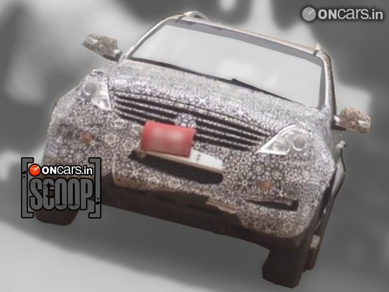 new-Mahindra-Rexton-W-Spied-India