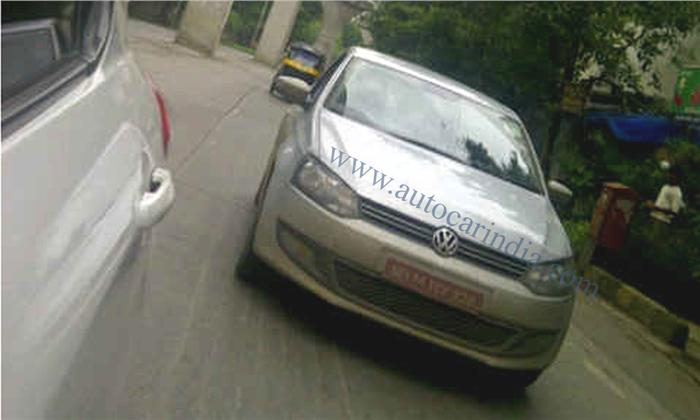 New_Volkswagen_Polo_Spied