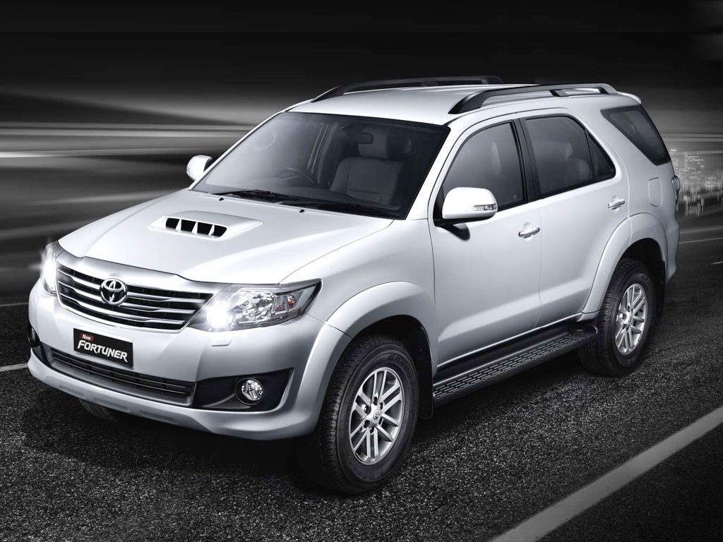 GALLERY: Fortuner White Hd