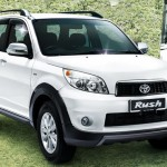 Rush Compact SUV Being Considered for India; Vios Sedan is On!