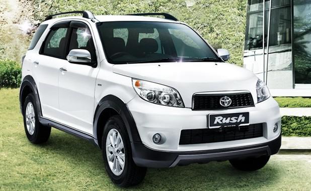 Toyota Compact SUV Rush