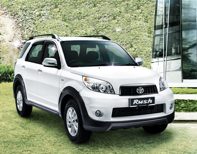 Toyota Working On A Compact Suv For India Rush C Suv It
