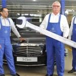 Mercedes Benz Opens Largest Workshop in Mumbai