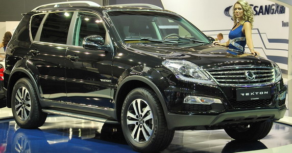 mahindra ssangyong rexton w 2. Black Bedroom Furniture Sets. Home Design Ideas