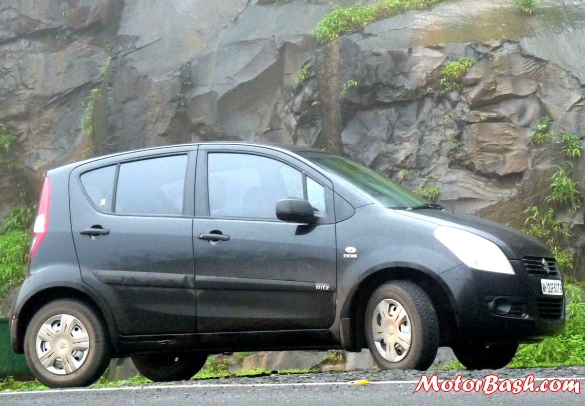 Maruti_Ritz_Black