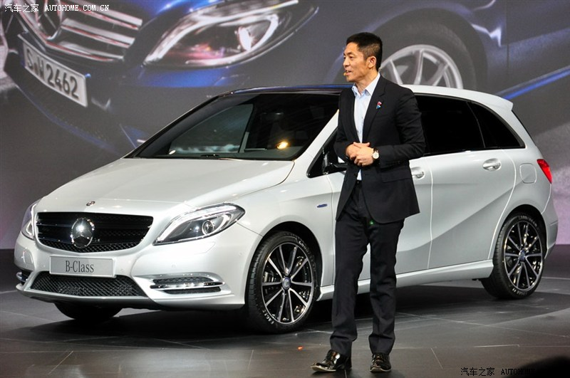 Mercedes-B-Class-China-Launch