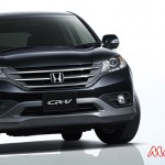 Next Generation Honda CRV Coming to us in February 2013