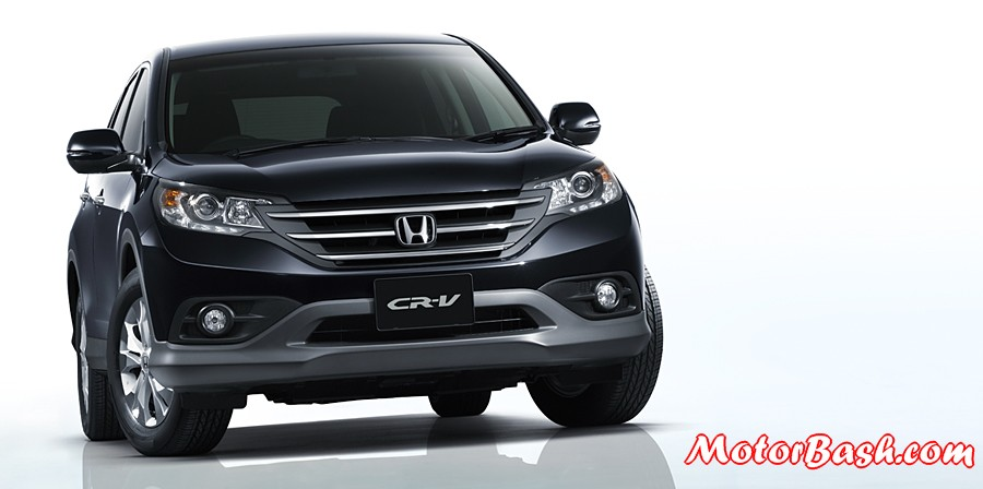 2013 Honda Crv For Sale U003eu003e New Honda CR V Launched In Pakistan;
