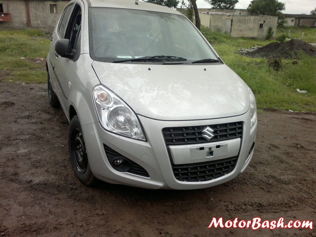 New_Facelift_Maruti_Ritz_Silver