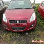 New_Facelift_Maruti_Ritz_Red
