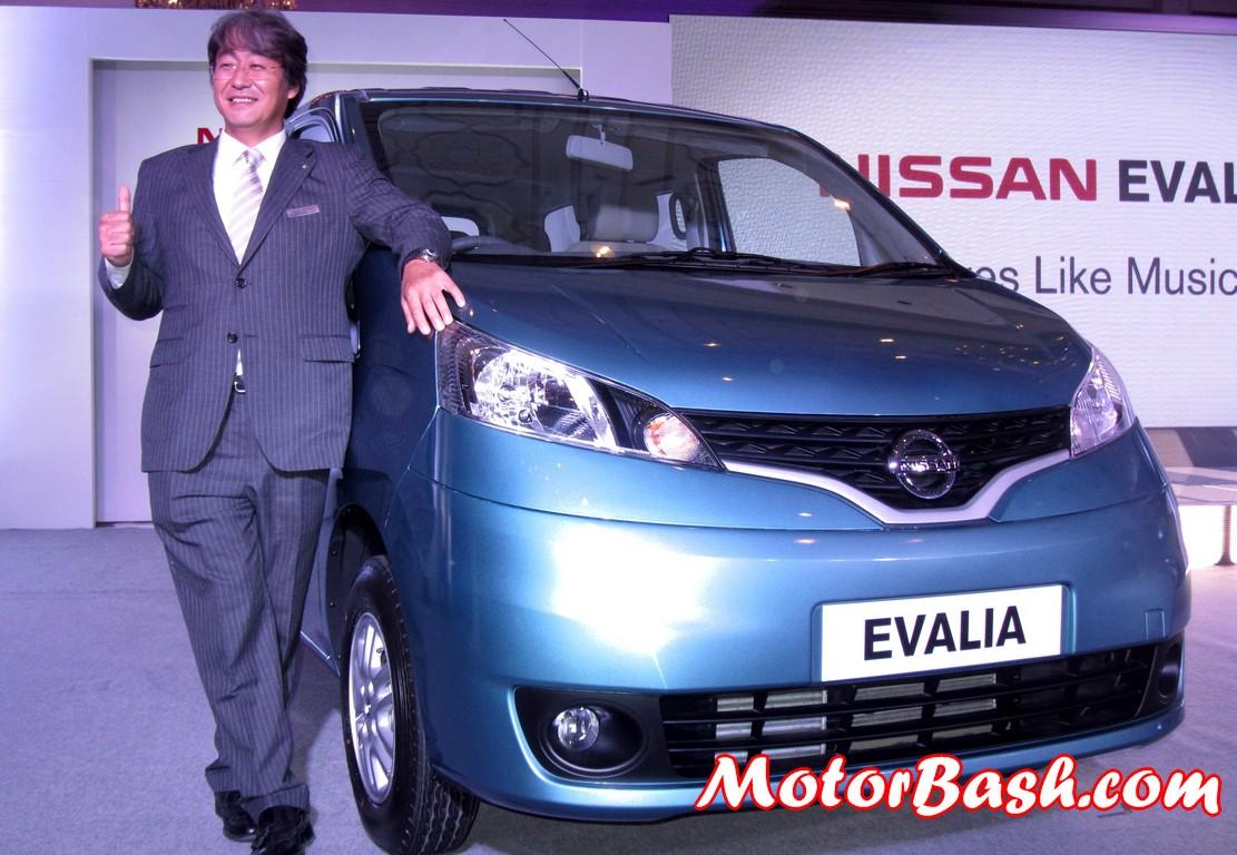 Nissan_Evalia_Launch_Pic