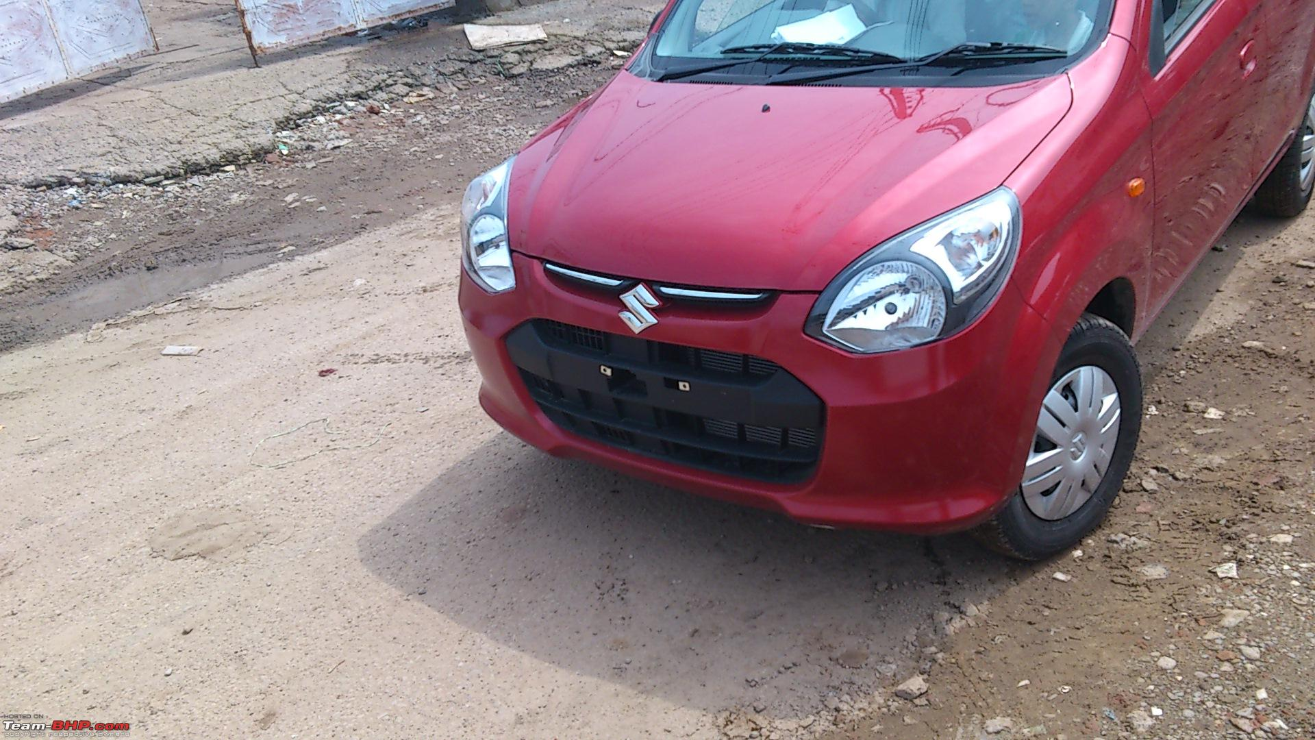 New_Alto_800_front