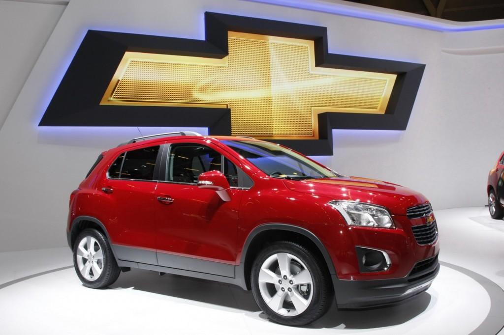 2013 Chevrolet Trax