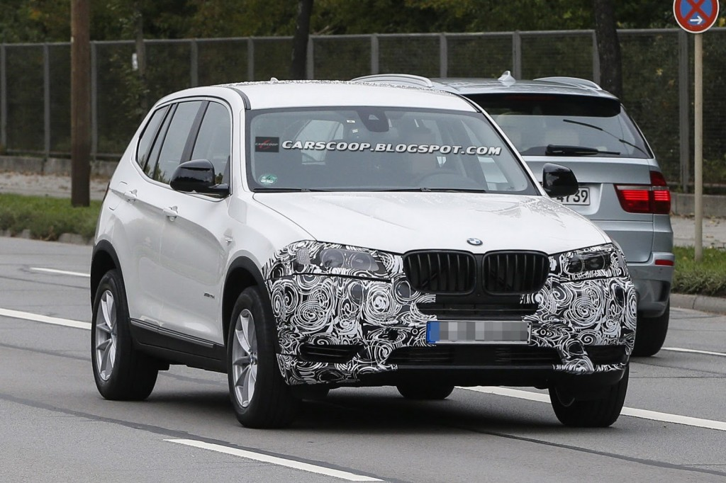 2014-BMW-X3-Facelift (1)