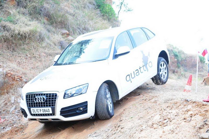 Audi Women's Power Drive