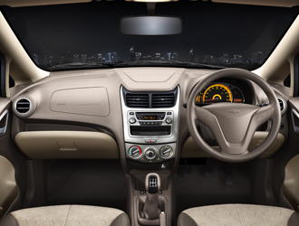 Chevrolet_Sail_U-VA_Interior (6)