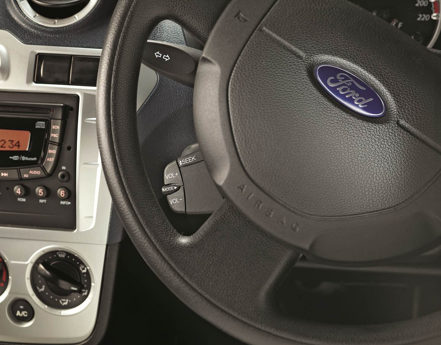 Ford-Figo-Steering-Column-Mounted-Audio-Control