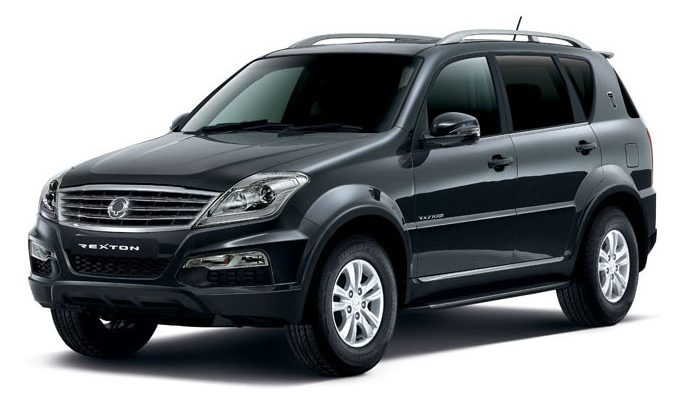 Discontinue Rexton