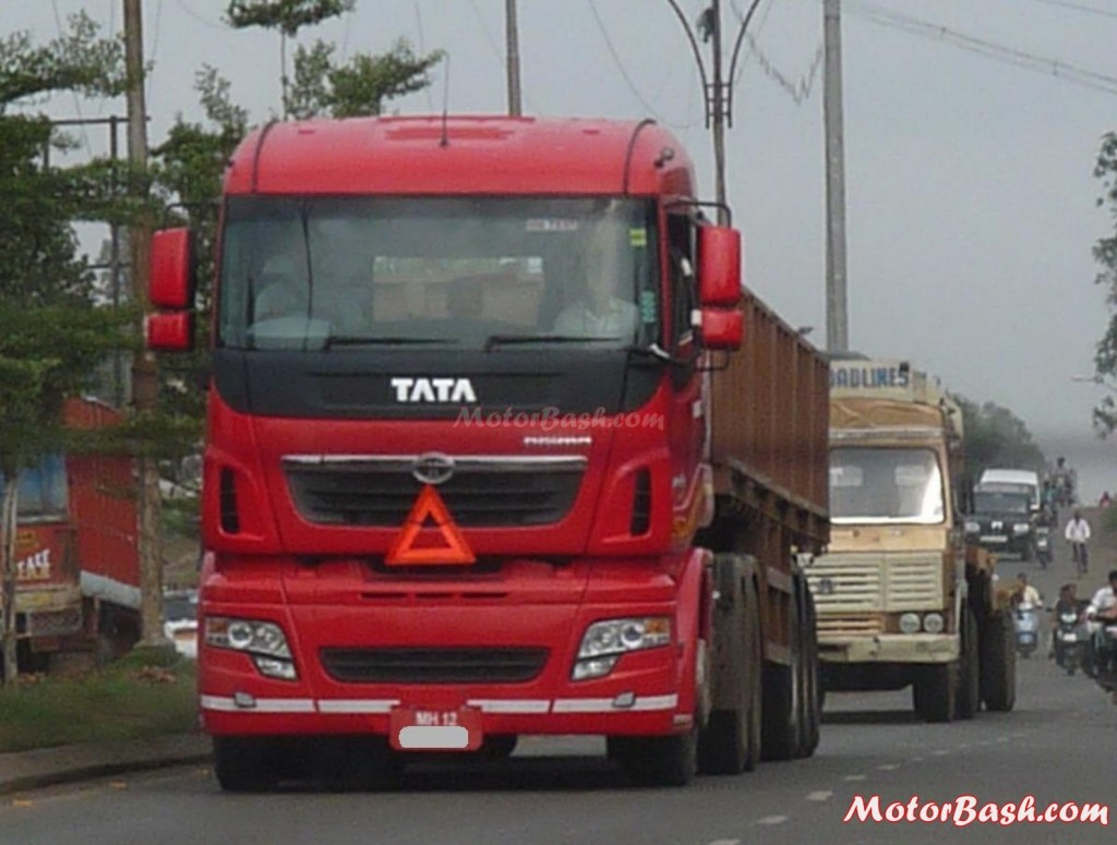 Tata Motors Launches Tata Alert Highway Assistance