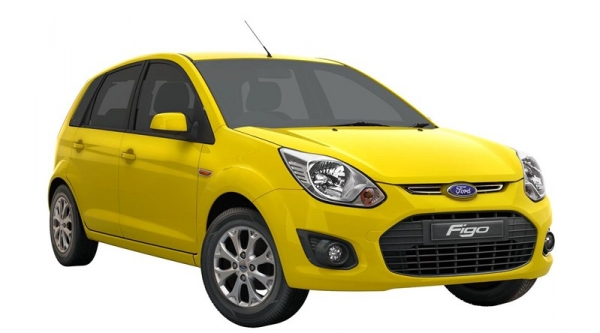 The New Ford Figo Facelift