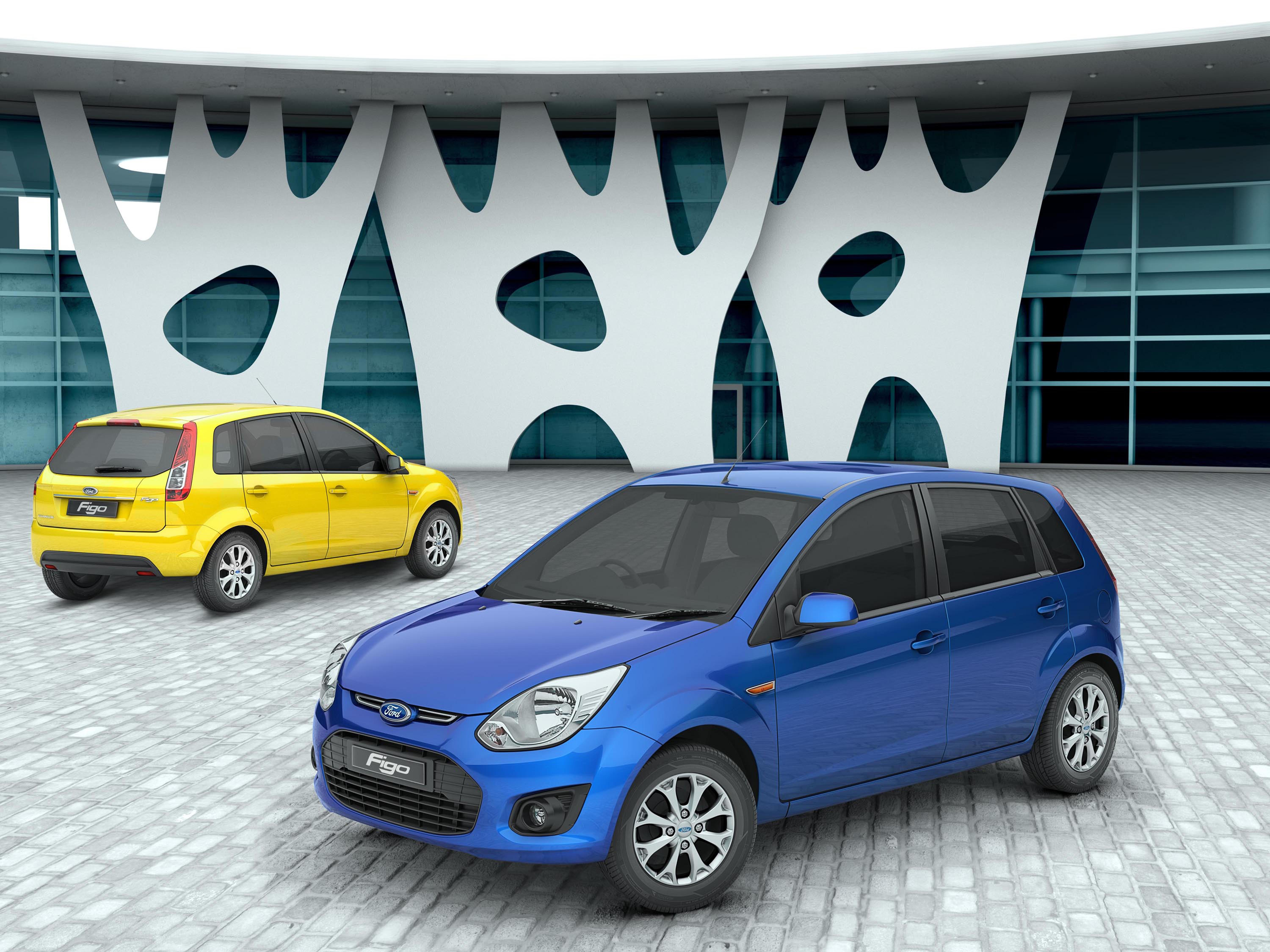 New-Ford-Figo-Kinetic-Blue