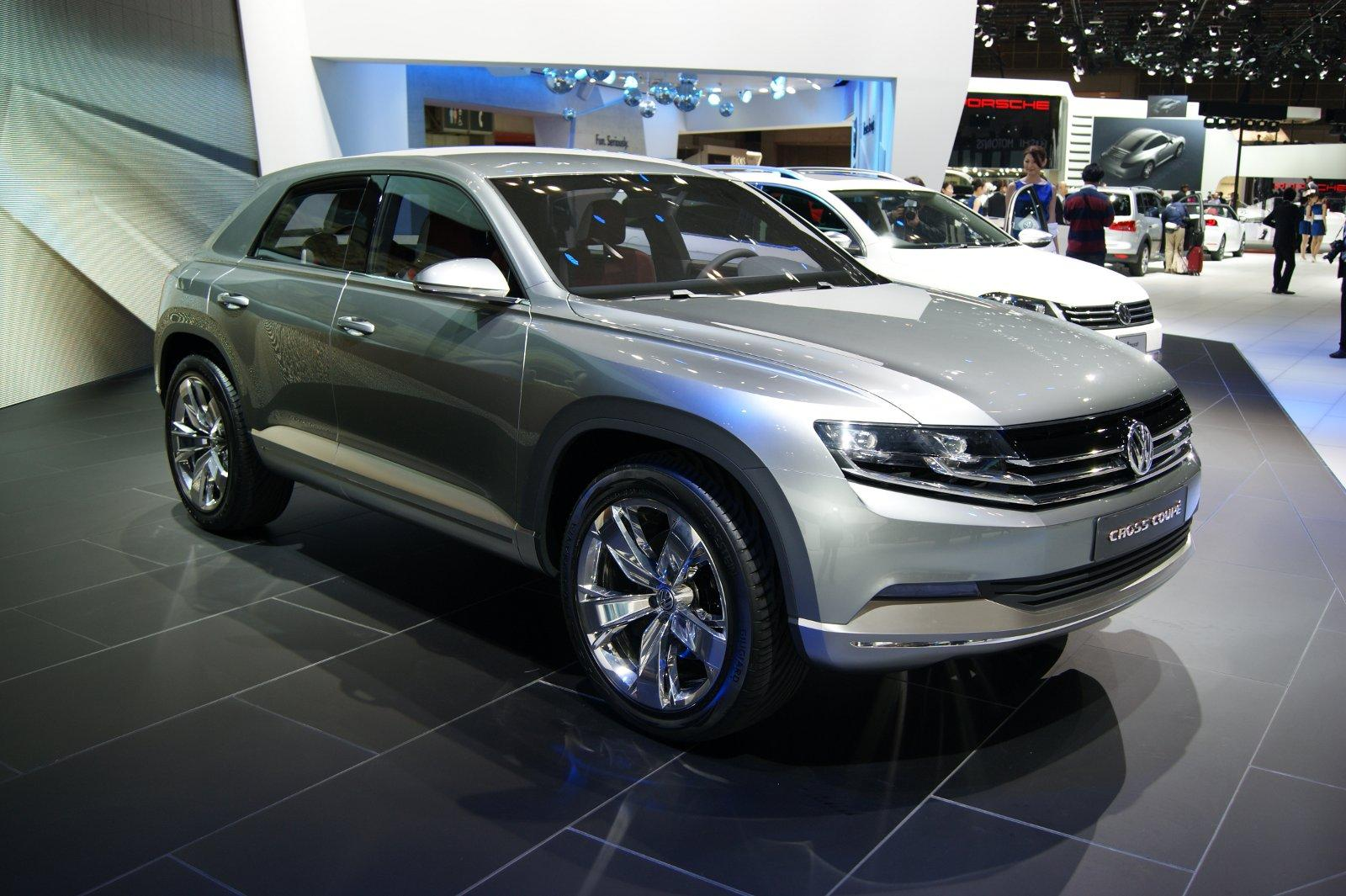 volkswagen to introduce polo based suv in 2014. Black Bedroom Furniture Sets. Home Design Ideas
