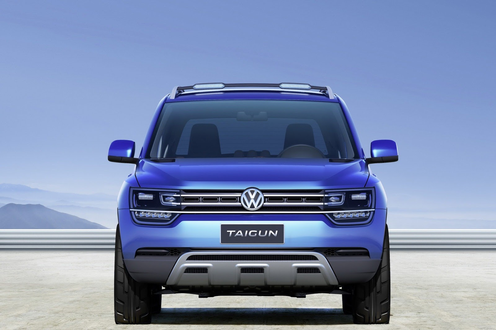 Volkswagen-Taigun-Concept