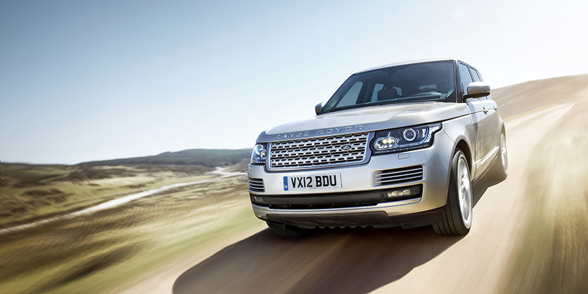 All-New-Range-Rover-India
