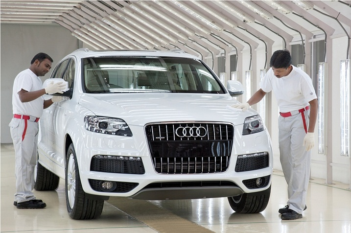 Audi Cars To Get Dearer By Upto Rs Lakh From St January - Audi cars prices