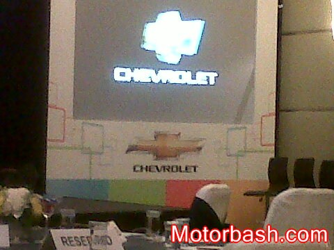 Chevrolet Sail U-VA Live launch Coverage