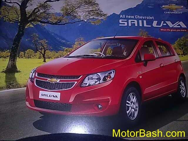 Chevrolet-Sail-U-VA-Specs