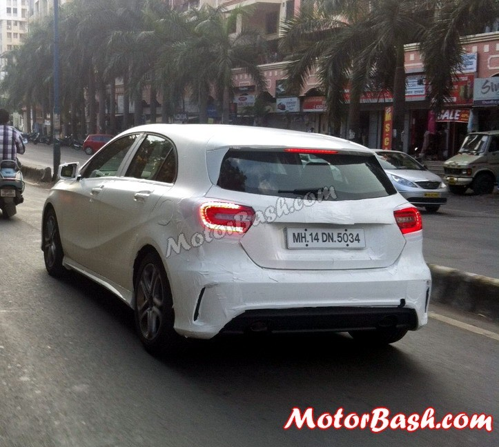 Mercedes_A_Class_India_Rear