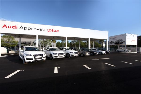 audi approved plus