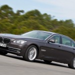 Refreshed 2013 BMW 7-Series to Hit Indian Roads in Early 2013