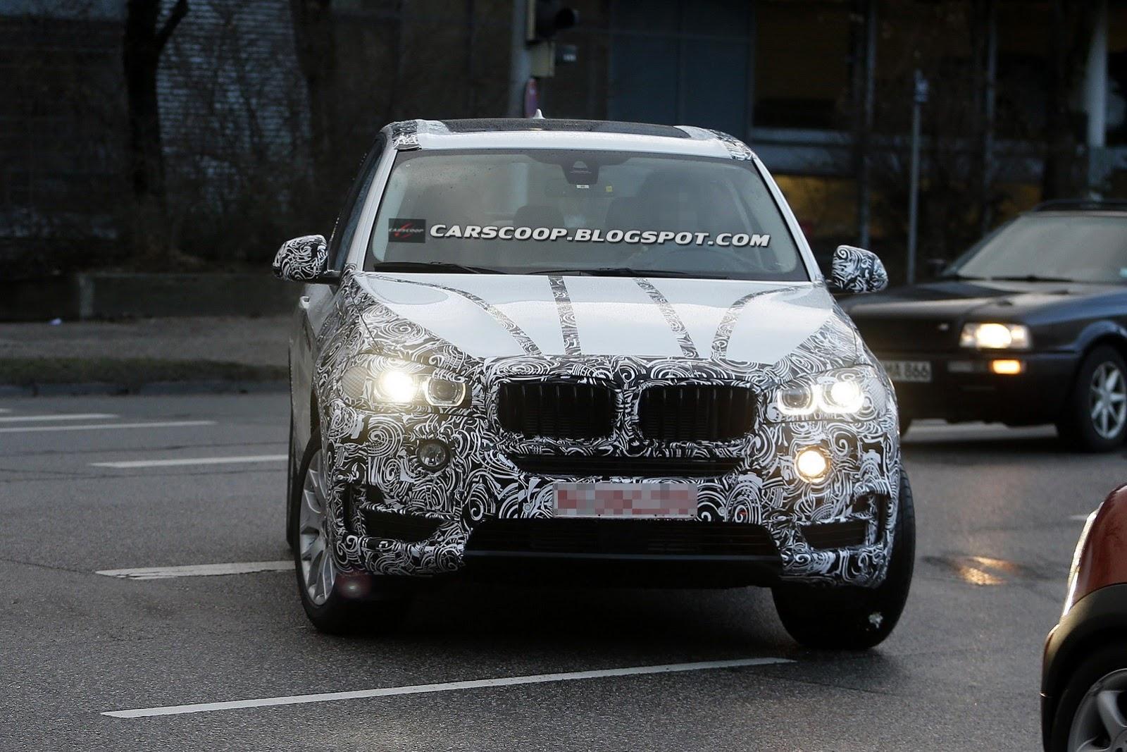 2014-BMW-X5-Spyshot