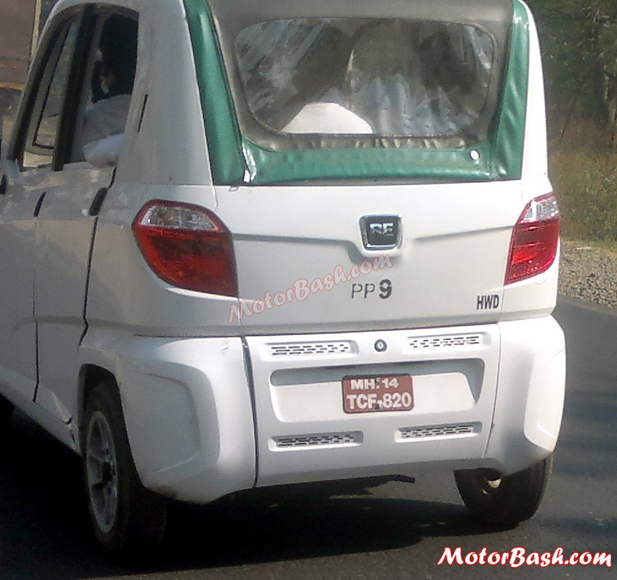 new car launches in puneSPIED Bajaj RE60 Caught Testing Completely Uncamouflaged