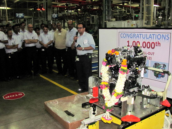 GM-Talegaon-Plant-100000-Engine