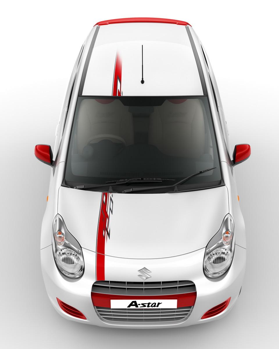 Maruti Launches Limited Edition AStar Aktiv Pics  Details - Graphics for alto car