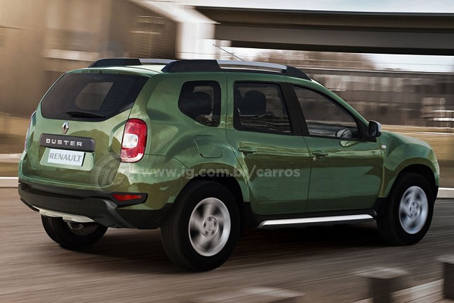 Renault Duster to Get a Facelift To Face Ecosport's Onslaught