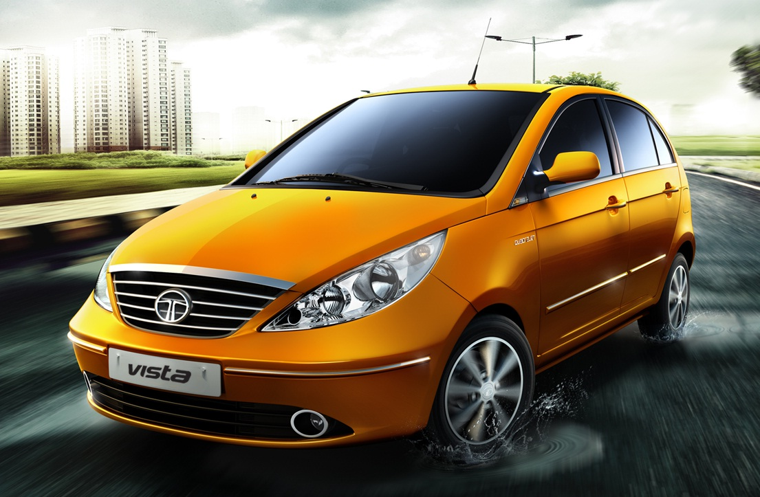 Vista Auto Sales >> Tata to Launch India's First Diesel Automatic Hatch - Vista AT