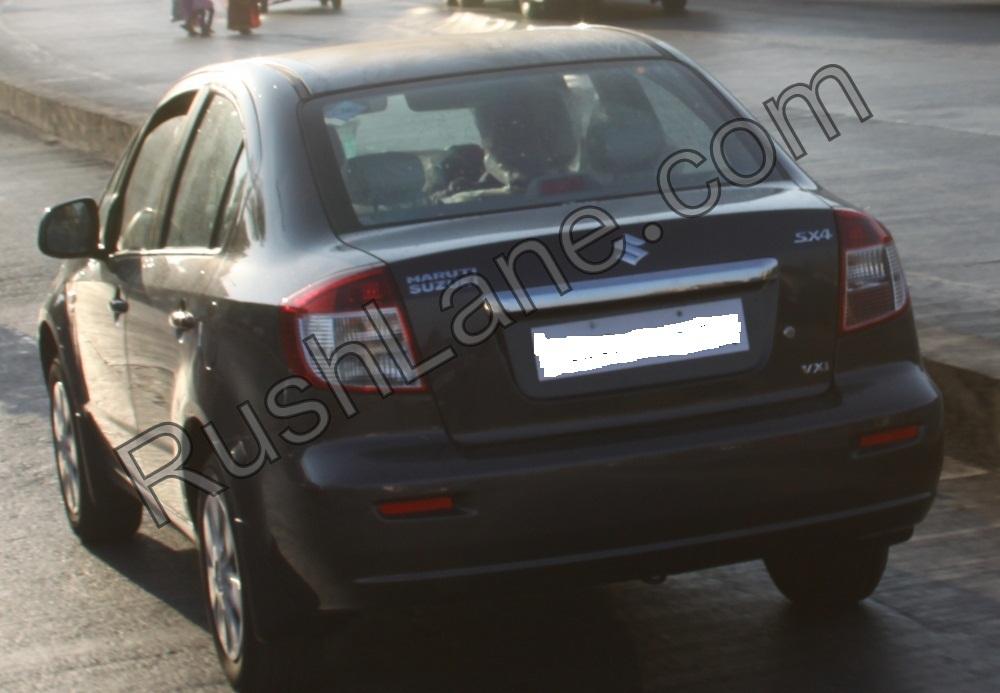 2013-Maruti-Suzuki-SX4-Facelift-Pics-rear