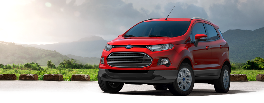 Ford ecosport white grey 7 apps directories