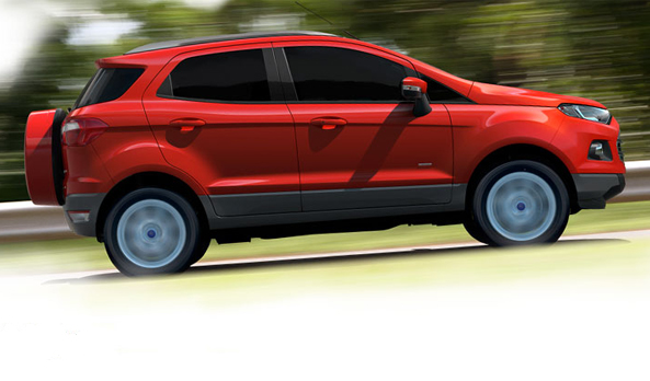 Ford-Ecosport-Side
