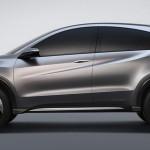 Honda-urban-SUV-side-view