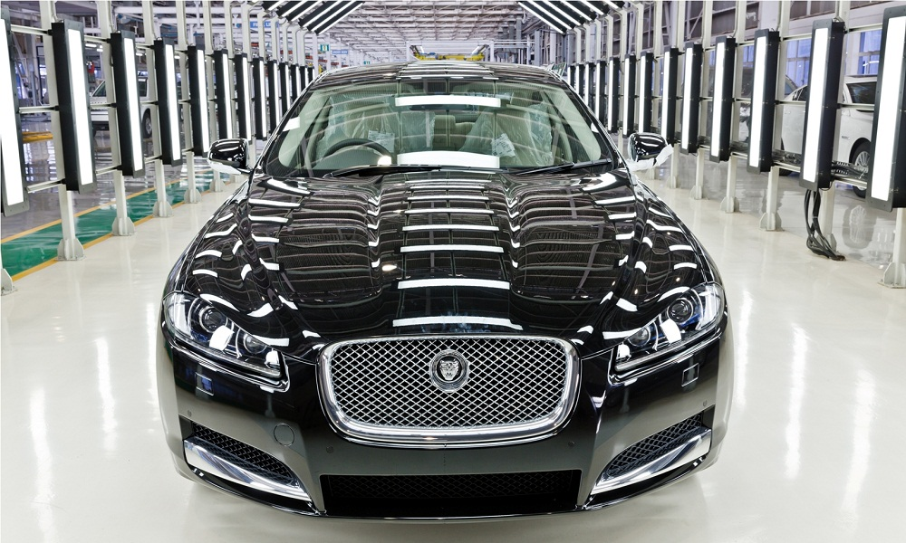 Jaguar-XF-India